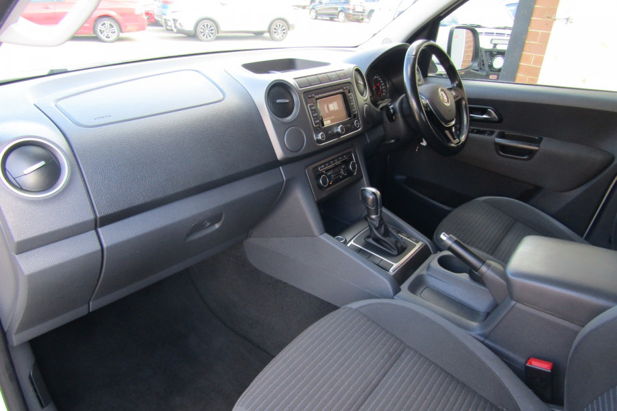 2016 Volkswagen Amarok 2H Dual Cab Highline Dual cab Image 6