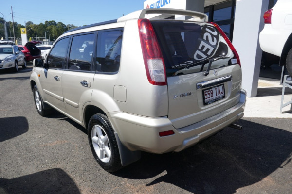 Nissan X-Trail Ti T3