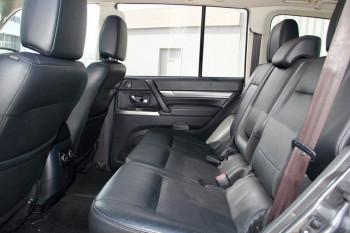 2015 Mitsubishi Pajero NX MY15 Suv