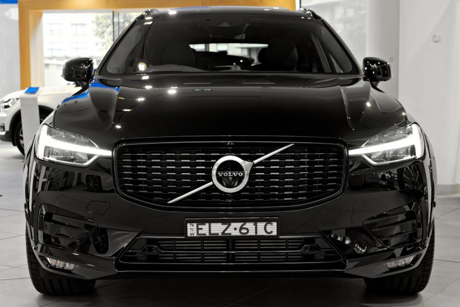 2021 Volvo XC60 UZ T6 R-Design Suv Image 1