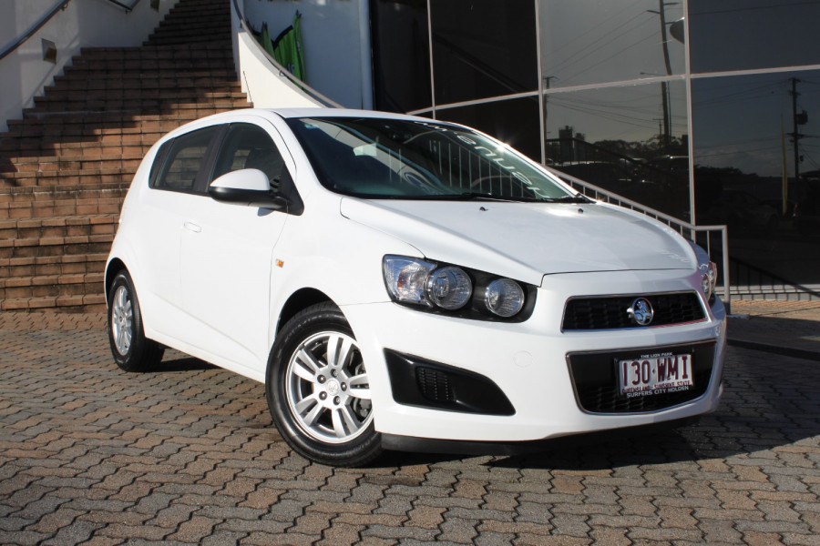2016 Holden Barina TM MY16 CD Hatch