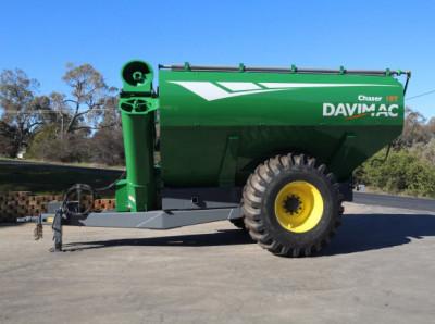 New Davimac 18 ton Single Axle