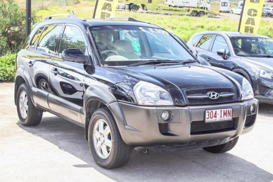 2004 Hyundai Tucson Elite Suv Image 5