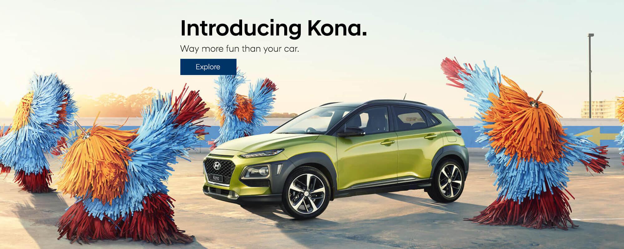All-New Kona