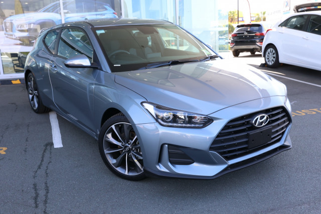 2019 MY20 Hyundai Veloster JS Veloster Coupe Image 1
