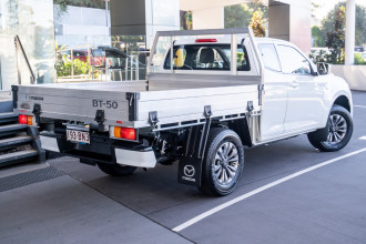 2021 Mazda BT-50 TF XT 4x2 Freestyle Cab Chassis Cab chassis Image 2