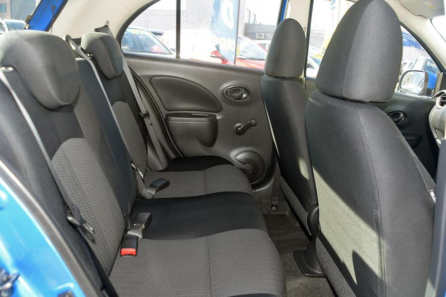 2011 Nissan Micra K13 ST Hatchback Mobile Image 11