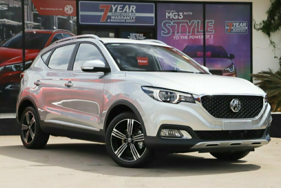 2020 MY19 MG ZS AZS1 Excite Suv