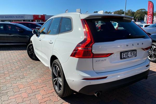 2019 MY20 Volvo XC60 UZ MY20 T5 AWD Momentum Suv Image 3