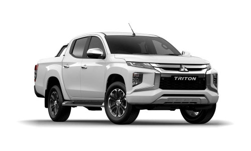 2020 Mitsubishi Triton MR GLS Double Cab Pick Up 4WD Utility