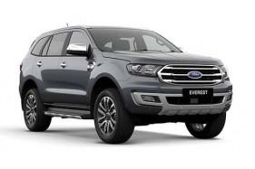 Ford Everest Titanium 4WD UAII