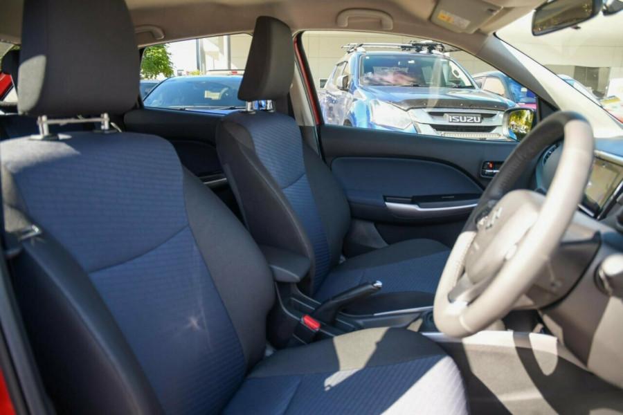 2021 Suzuki Baleno EW Series II GLX Hatchback