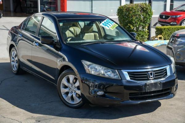 Honda Accord VTi-L 8th Gen