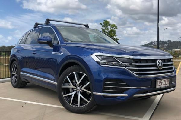 Volkswagen Touareg Launch Edition CR