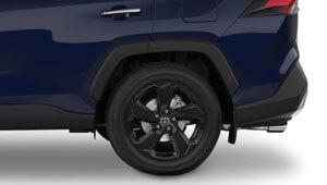 All New RAV4 Sleek alloy wheels