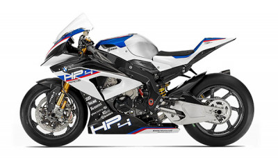New BMW Motorrad HP4 RACE