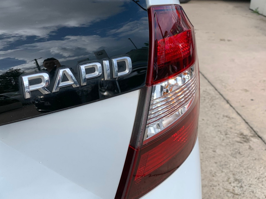 2015 MY16 Skoda Rapid Hatchback