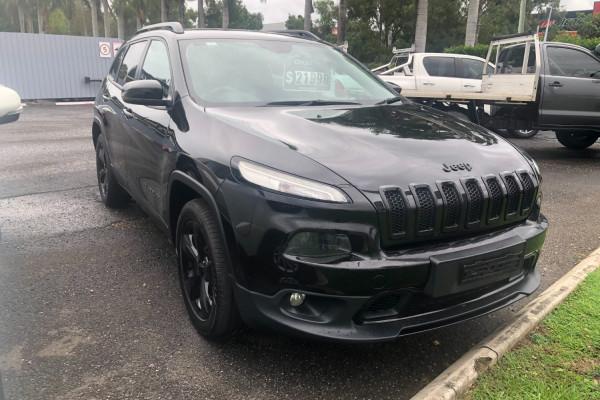 Jeep Cherokee Blackhawk KL