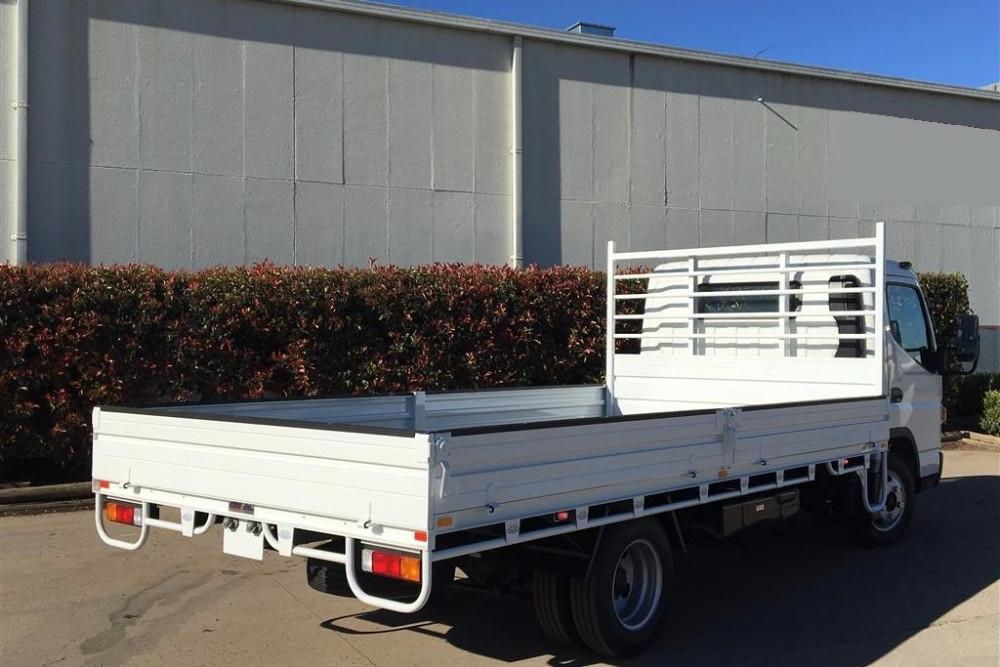 2017 Fuso Canter 515 Tray back