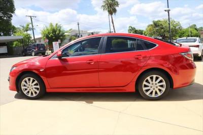 2012 Mazda 6 GH Series 2 MY12 Touring Hatchback Image 2