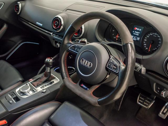 2016 Audi RS 3 Sportback 8V 2.5 TFSI Quattro S-tronic Hatchback