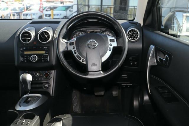 2011 MY10 Nissan Dualis J10 Series II MY2010 Ti Hatch X-tronic Hatchback Image 15