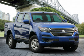 Holden Colorado LS Pickup Crew Cab RG MY18