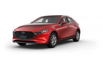 2021 MY20 Mazda 3 BP G20 Pure Hatch Hatchback Image 2