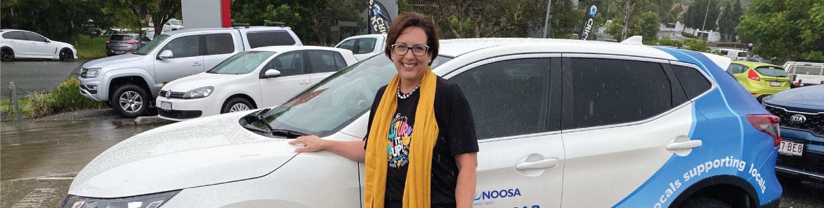 THE CRICKS NOOSA MAIL | COMMUNITY CAR