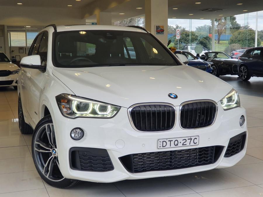 2016 BMW X1 F48 XDRIVE25I Suv Image 2