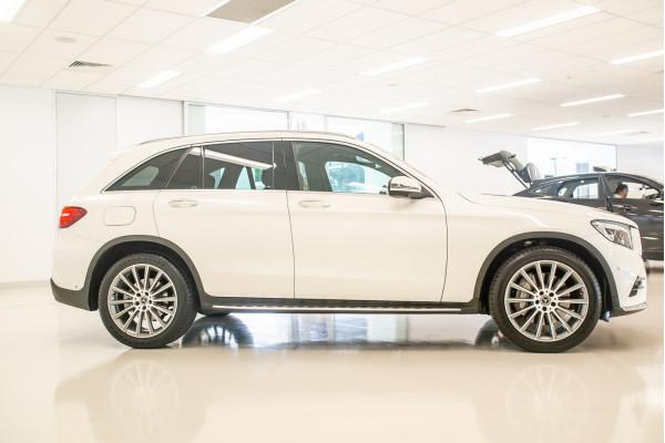 2017 MY07 Mercedes-Benz Glc-class X253  GLC250 Wagon Image 3
