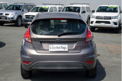 2015 Ford Fiesta WZ MY15 Ambiente Hatchback Image 5
