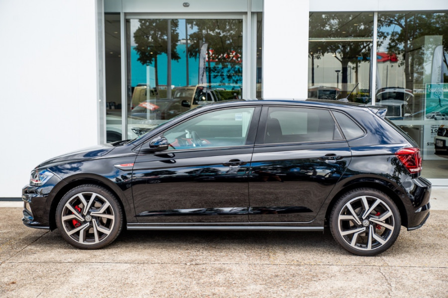 2018 MY18.5 Volkswagen Polo AW GTI Hatchback