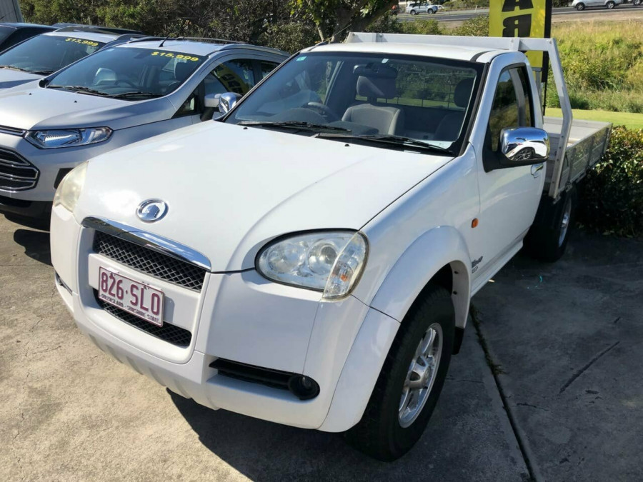 2010 Great Wall V240 K2 (4x4) Cab chassis Image 2