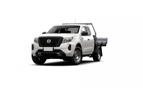 2021 Nissan Navara D23 King Cab SL Cab Chassis 4x4 Other Image 2