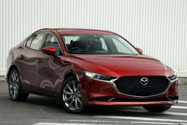 2020 Mazda 3 BP G25 GT Sedan Sedan Mobile Image 1