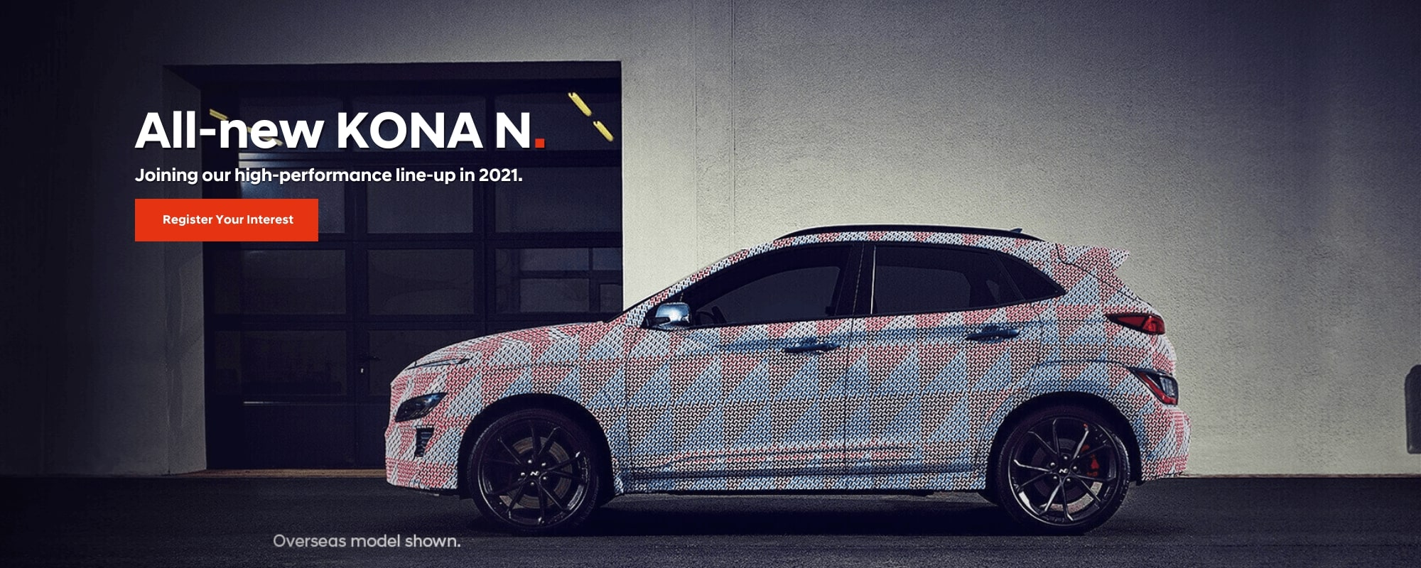 Coming Soon: Hyundai KONA N. Joining our high-performance line-up in 2021.