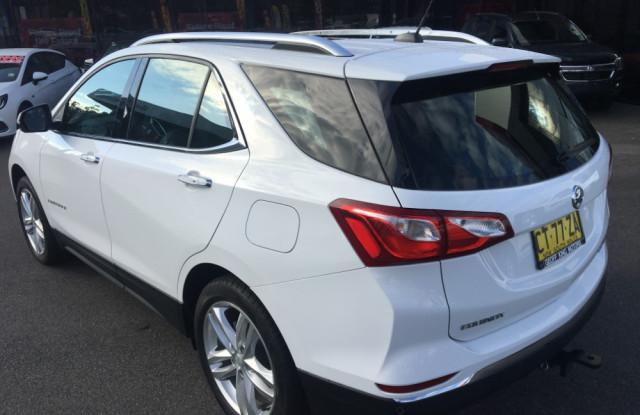 2018 Holden Equinox EQ LTZ-V Awd wagon
