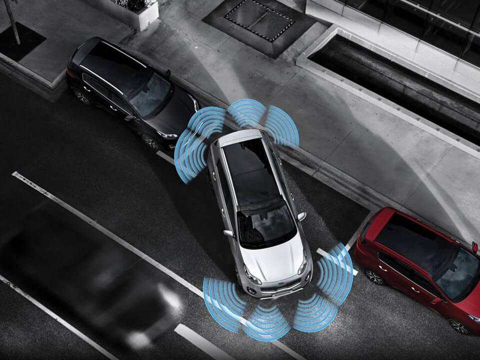 Intelligent Parking Assist System (IPAS) Image