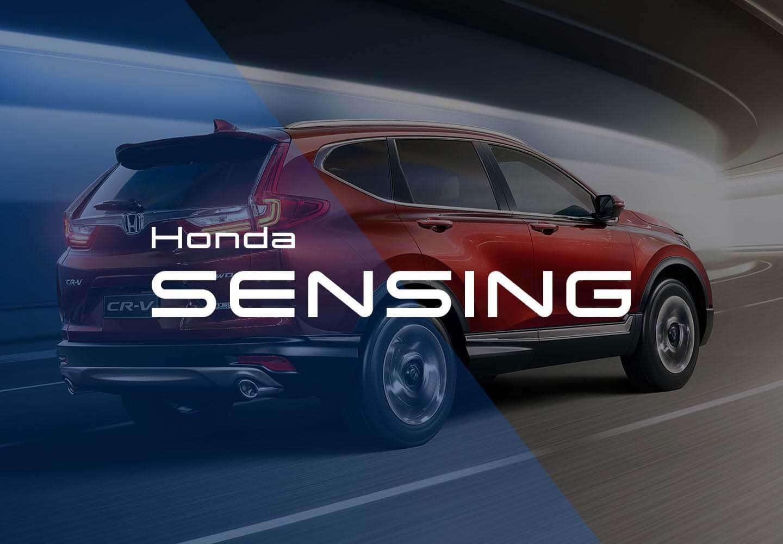 CR-V Honda Sensing