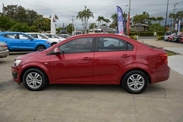 2013 Holden Barina TM MY13 CD Sedan Image 5