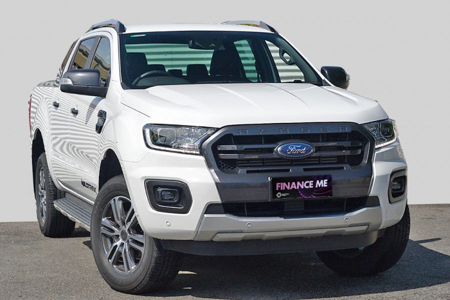 2020 MY20.75 Ford Ranger PX MKIII 2020.75MY WILDTRAK Utility image 1