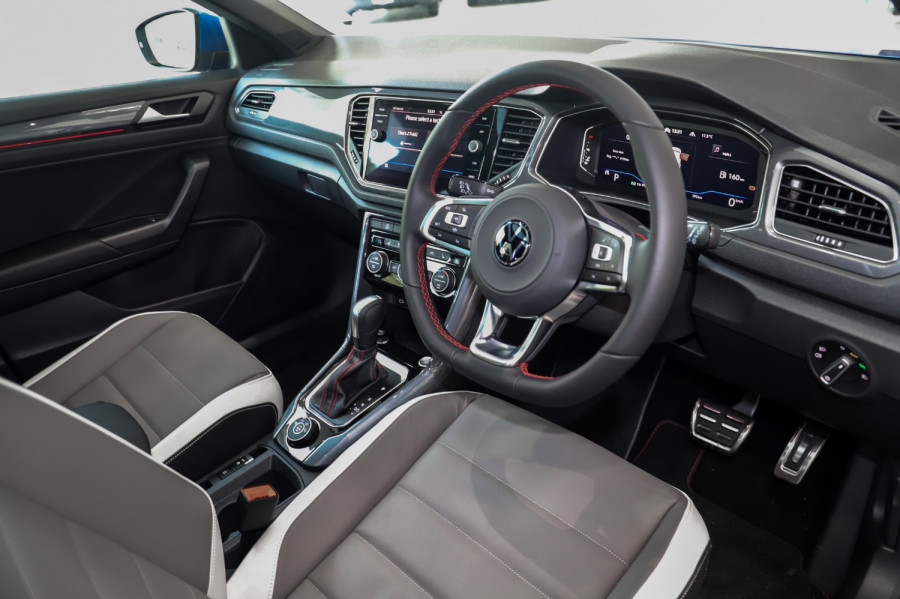 2021 Volkswagen T-Roc A1 140TSI Sport Suv Image 7