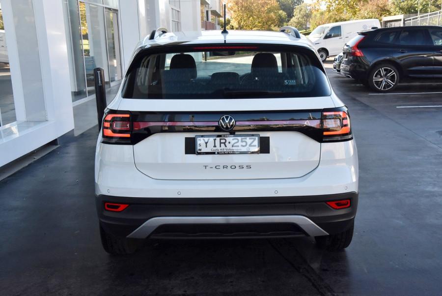 2020 MY21 Volkswagen T-Cross C1 85TSI Life Wagon Image 5