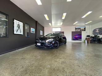 2017 Mercedes-Benz A-class W176 A45 AMG Hatchback