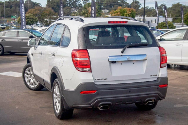 2017 Holden Captiva CG MY17 Active 7 Seater Suv Image 2