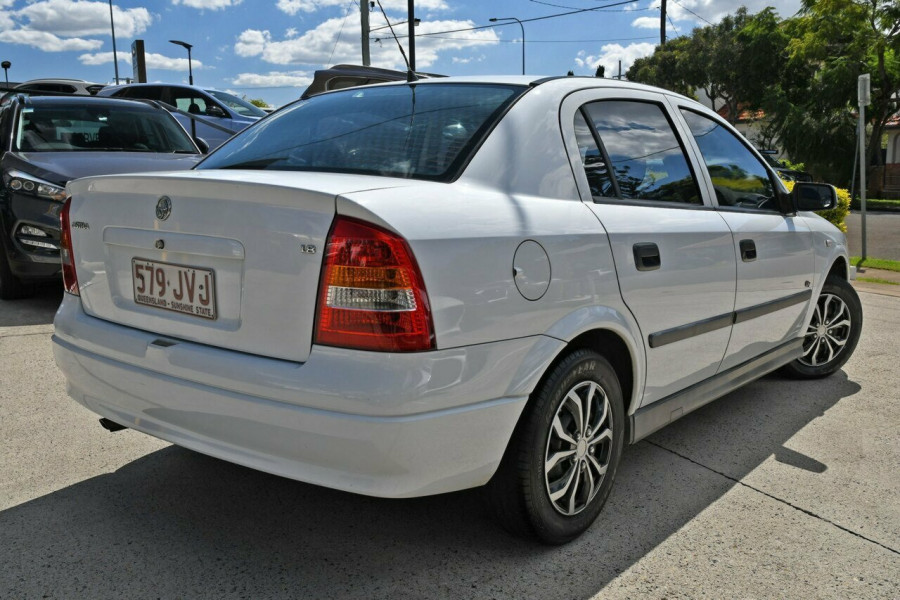 2003 Holden Astra TS MY03 CD Hatchback