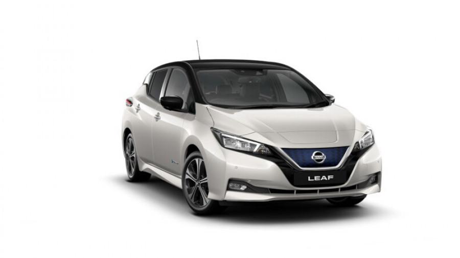 2020 Nissan LEAF ZE1 LEAF Hatchback Image 6