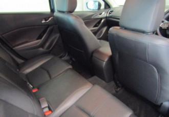 2017 Mazda 3 BN5236 SP25 SKYACTIV-MT GT Sedan