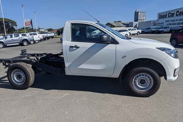 2018 Mazda BT-50 UR 4x2 2.2L Single Cab Chassis XT Other Image 4